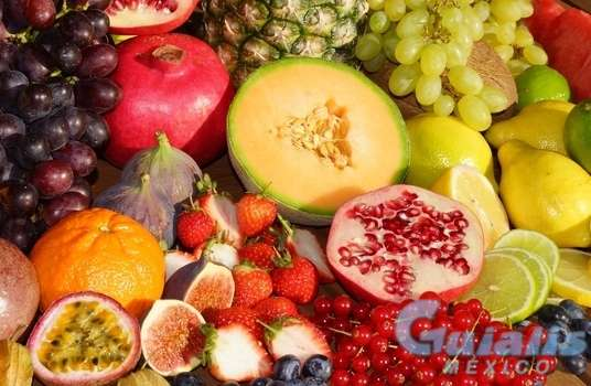 Frutas en Huimanguillo