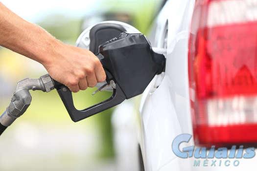 Gasolina en Mérida
