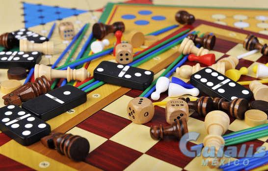 Juegos en Río Bravo