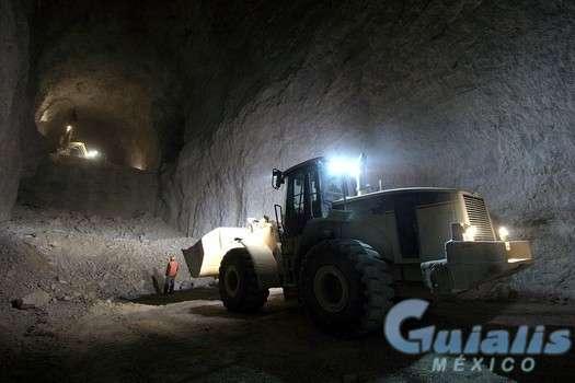 Mineria en Cuatro Ciénegas