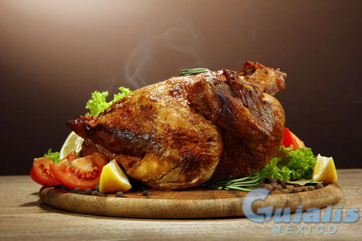 Pollo en Atlacomulco