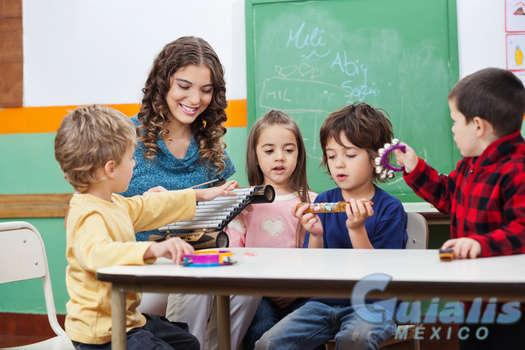 Preescolar en Apodaca