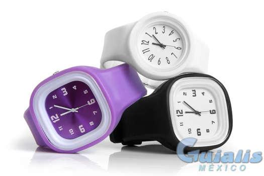Relojes en Acuña