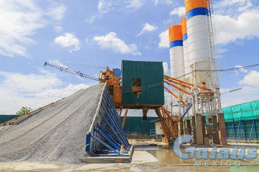 Cemento en Atotonilco de Tula