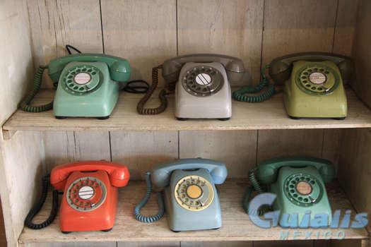 Telefono en Ocampo, Guanajuato