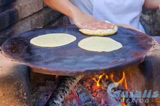 Tortilleria en Río Bravo