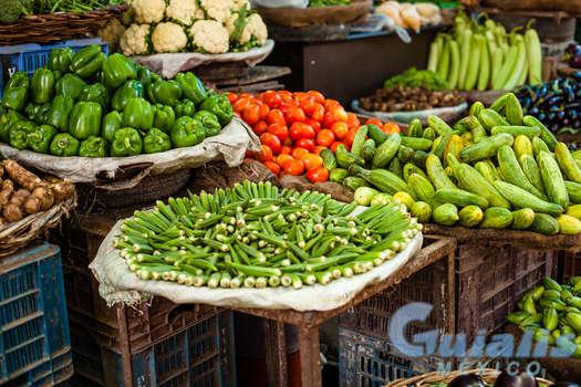 Verduras en Culiacán