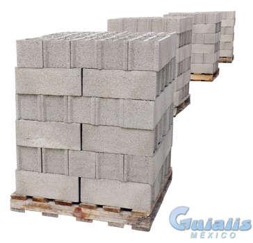 Bloques de Cemento en Tlaxcoapan
