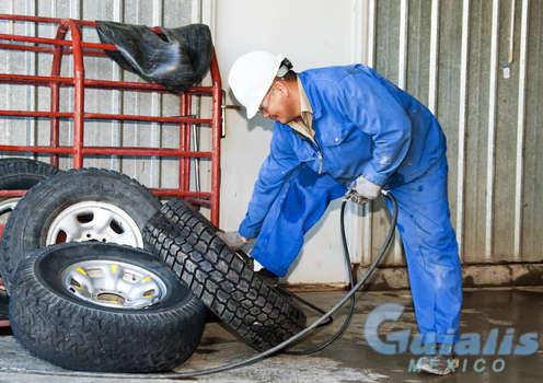 Garcias Tire Shop >> Vulcanizadoras en Irapuato