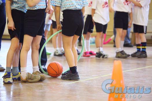 Deporte Escuelas en Temixco