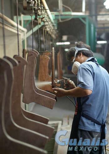 Fabrica de Muebles en Santa Lucía del Camino