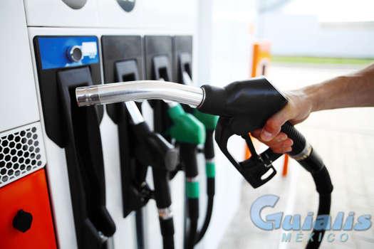 Gasolina en San Juan Bautista Tuxtepec