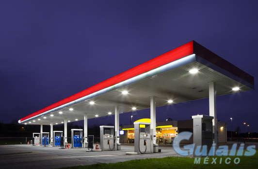 Gasolineras en México (Estado)
