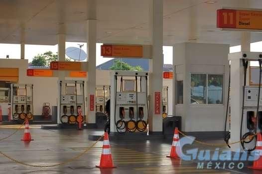 Gasolineras en San Lorenzo Cacaotepec