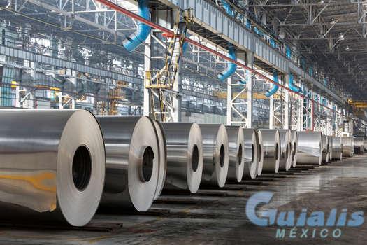 Aluminio en Distrito Federal (Estado)