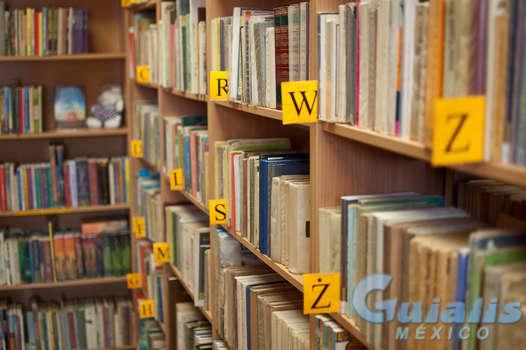 Libreria en Huixquilucan