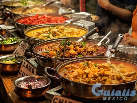 Restaurant Comidas en Cuajimalpa de Morelos