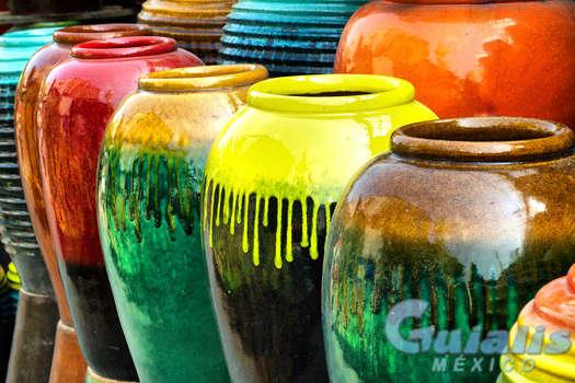Ceramica en Xochimilco