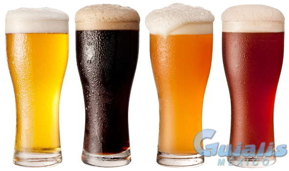 Cerveza en Mexico