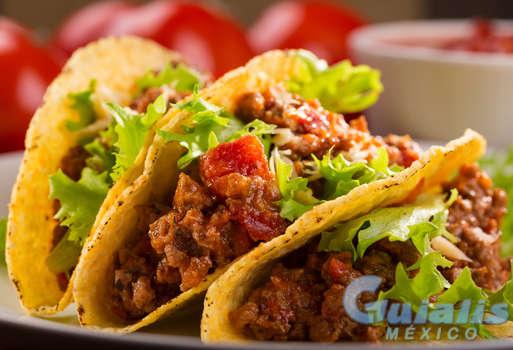 Tacos en Coacalco de Berriozábal