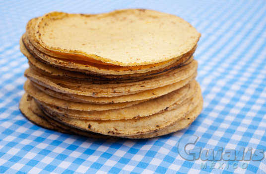 Tortillas en Morelos (Estado)