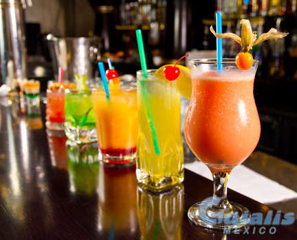 Bebidas en Xochimilco