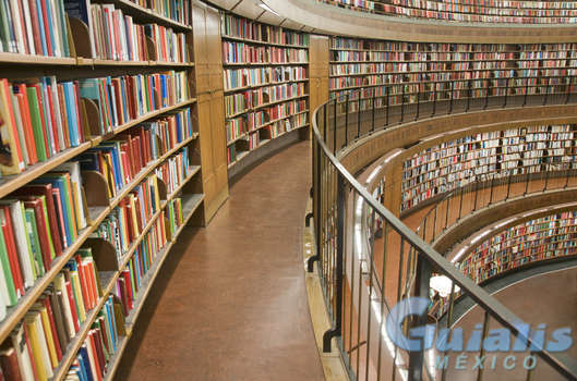 Bibliotecas en Mexico