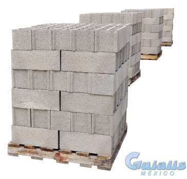 Bloques de Cemento en Mexico